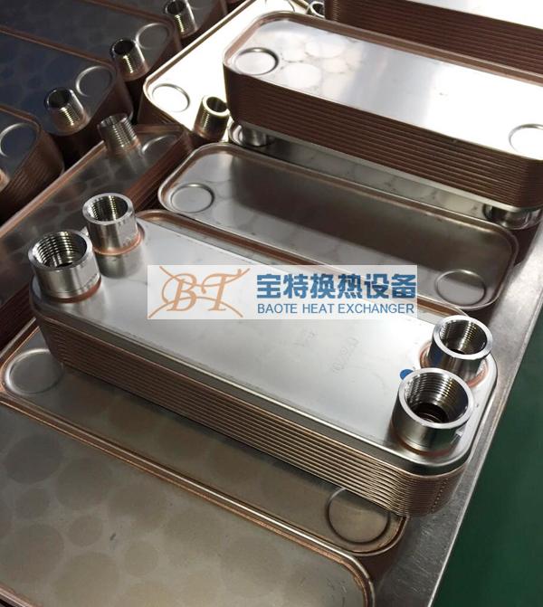 可拆板式换热器