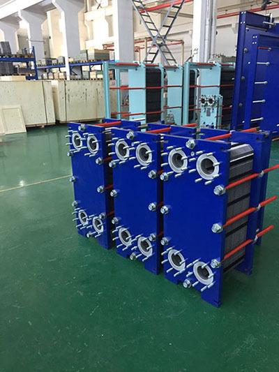 如何提高可拆板式换热器传热效率