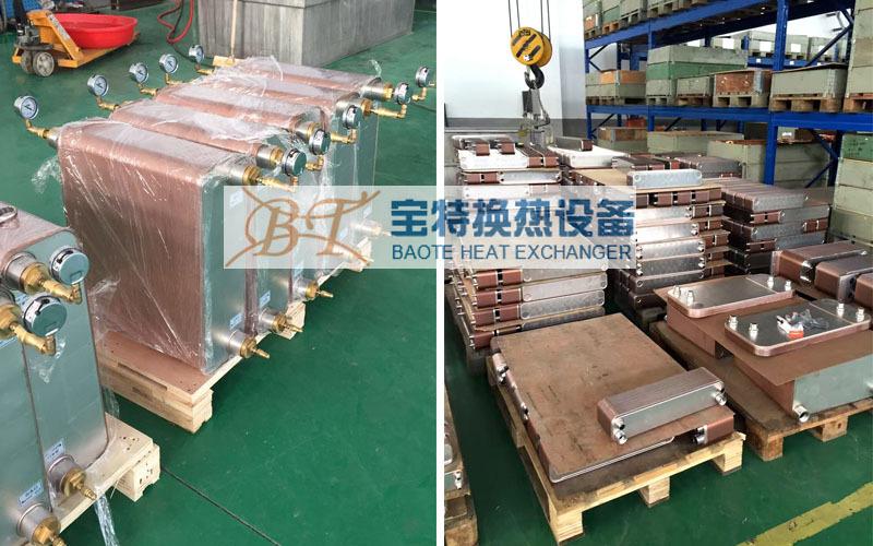 组装钎焊板式换热器要注意哪些问题?