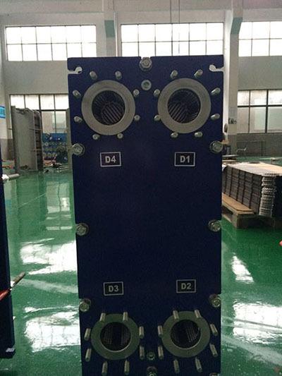 板式换热器厂家分享维修清洗换热设备方法