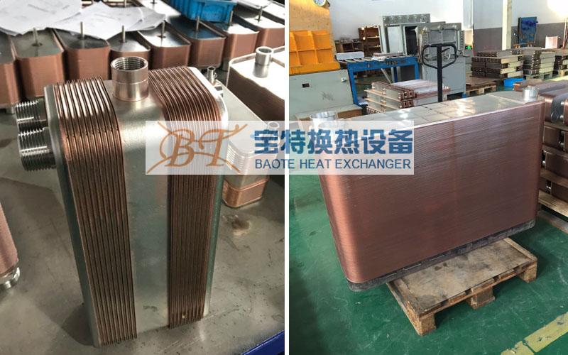 船用板式换热器品牌厂家设计供应