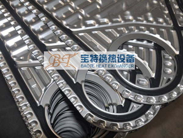 固定板式换热器胶垫可采取哪些方法